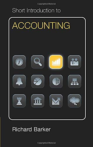 9780521179478: Short Introduction to Accounting Euro Edition Paperback (Cambridge Short Introductions to Management)