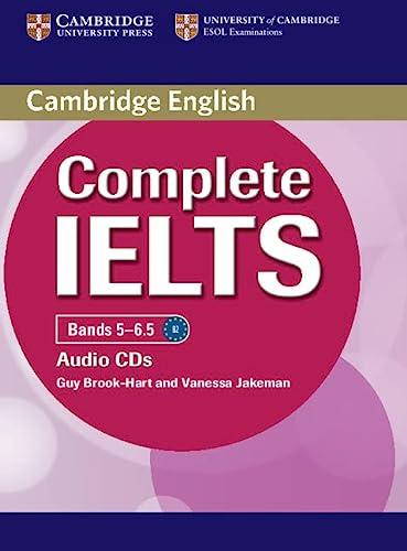 9780521179508: Complete IELTS Bands 5-6.5 Class Audio CDs (2)