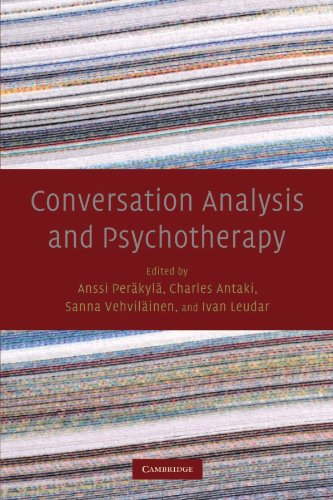 a conversation analysis Provide[s] rich and detailed guidance to the antecedents and motivations underpinning the central themes, principles and practices of ca [conversation analysis].