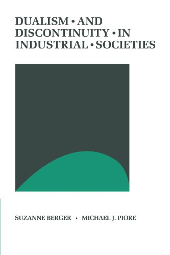 9780521180023: Dualism and Discontinuity in Industrial Societies