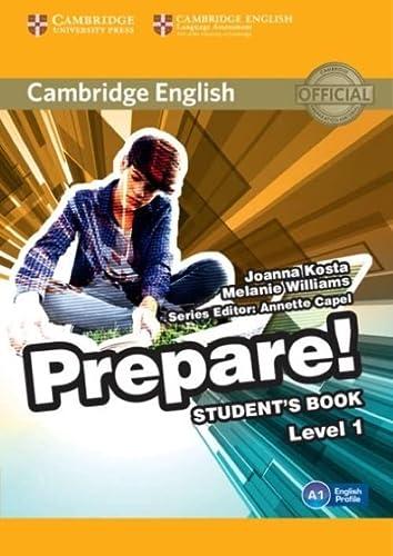 9780521180436: Cambridge English Prepare! Level 1 Student's Book