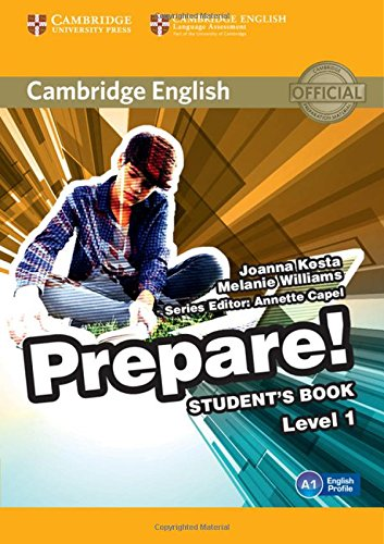 9780521180436: Prepare! Level 1. Student's Book