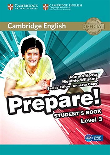9780521180542: Cambridge English Prepare! Level 3 Student's Book