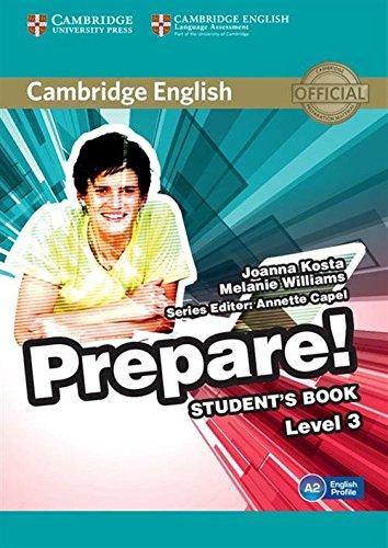 9780521180542: Prepare! Level 3. Student's Book