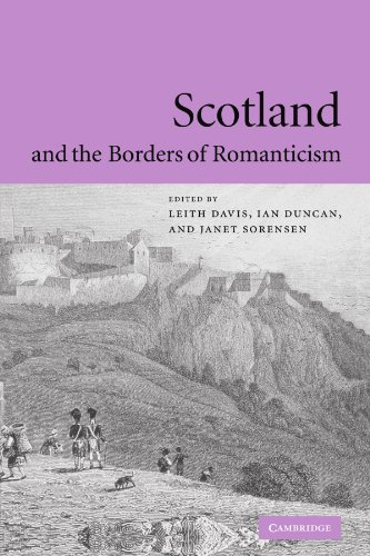 9780521180764: Scotland and the Borders of Romanticism
