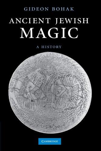 ANCIENT JEWISH MAGIC: BOHAK