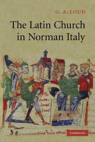 9780521181488: The Latin Church in Norman Italy