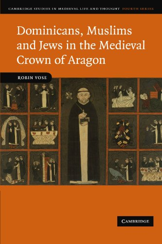 9780521181495: Dominicans, Muslims and Jews in the Medieval Crown of Aragon (Cambridge Studies in Medieval Life and Thought: Fourth Series)