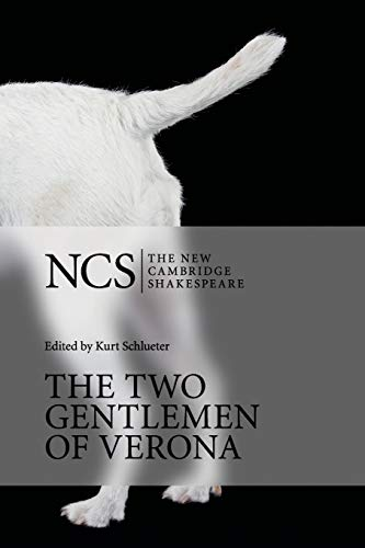 9780521181693: The Two Gentlemen of Verona (The New Cambridge Shakespeare)