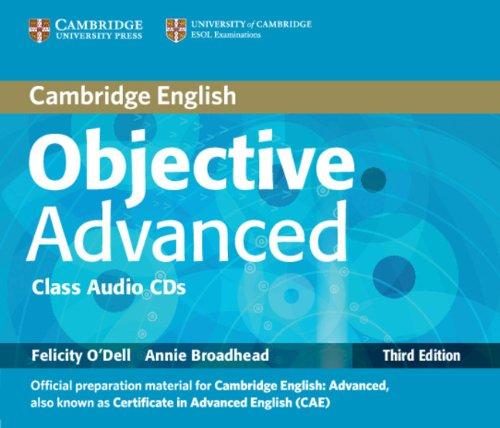 9780521181754: Objective Advanced Class Audio CDs (2)