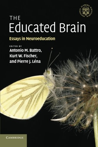 The Educated Brain: Essays in Neuroeducation: Thomas Lumley