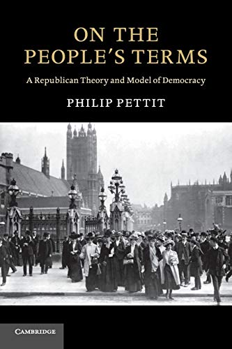9780521182126: On the People's Terms Paperback (The Seeley Lectures)