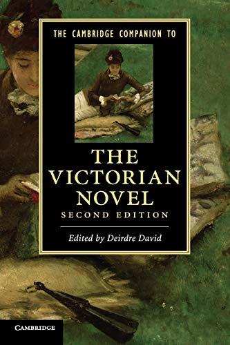 9780521182157: The Cambridge Companion to the Victorian Novel