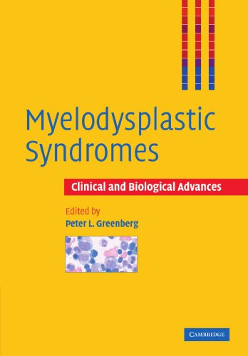 9780521182287: Myelodysplastic Syndromes: Clinical and Biological Advances