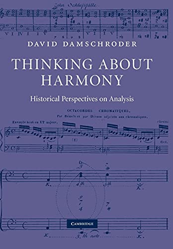 9780521182386: Thinking about Harmony: Historical Perspectives on Analysis