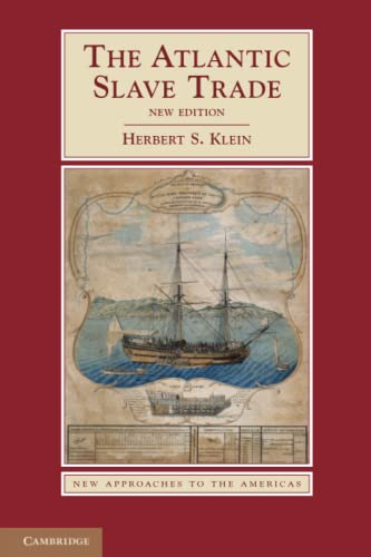 9780521182508: The Atlantic Slave Trade (New Approaches to the Americas)
