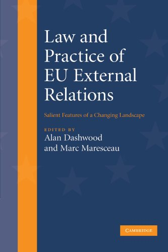 9780521182553: Law and Practice of EU External Relations: Salient Features of a Changing Landscape