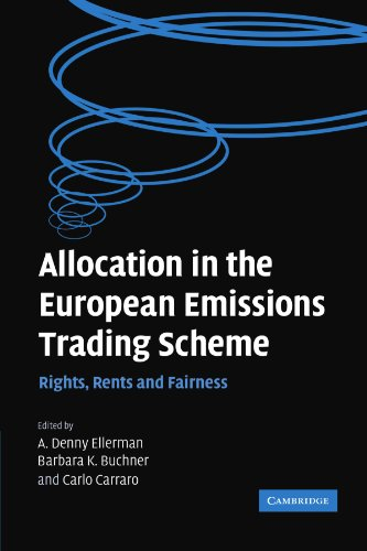 9780521182621: Allocation in the European Emissions Trading Scheme: Rights, Rents and Fairness