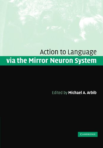 9780521182683: Action to Language via the Mirror Neuron System