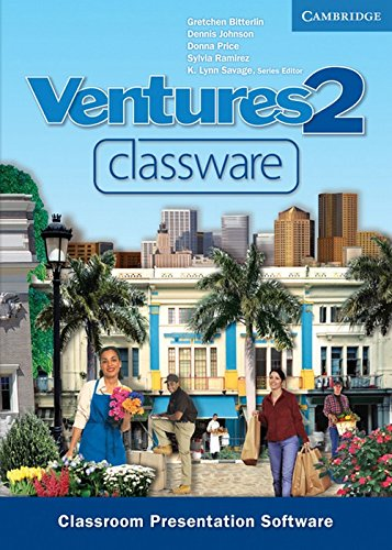 9780521182737: Ventures Level 2 Classware
