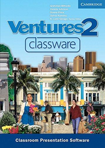 9780521182737: Ventures Level 2 Classware
