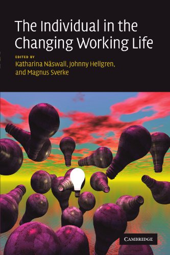 The Individual in the Changing Working Life