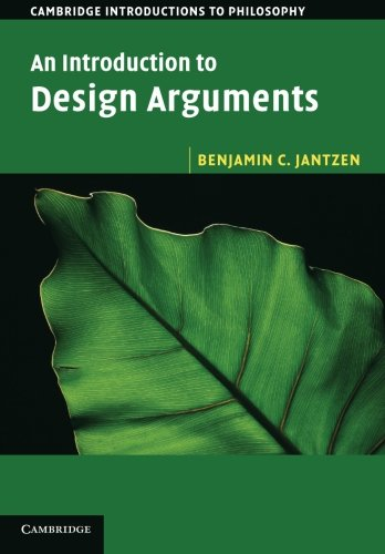 9780521183031: An Introduction to Design Arguments