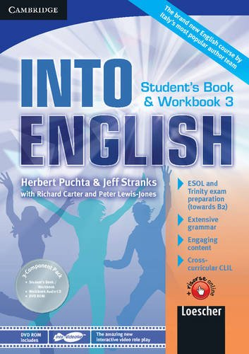 9780521183093: Into english. Student's book-Workbook. Con espansione online. Per le Scuole superiori. Con CD Audio. Con DVD-ROM: 3