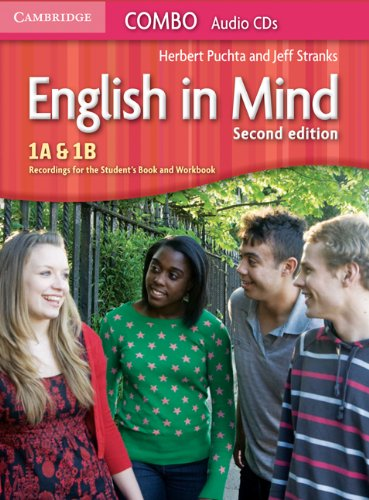 9780521183192: English in Mind Levels 1A and 1B Combo Audio CDs (3)