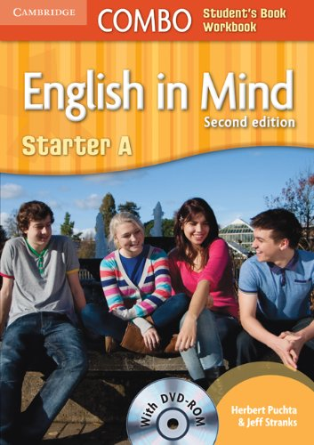 9780521183246: English in Mind Starter A Combo A with DVD-ROM