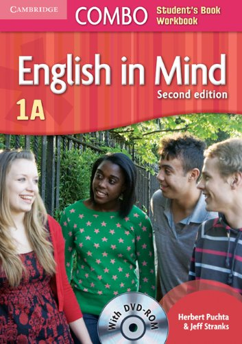 9780521183260: English in Mind 2nd  1 Combo A with DVD-ROM