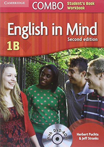 9780521183277: English in Mind 2nd  1 Combo B with DVD-ROM