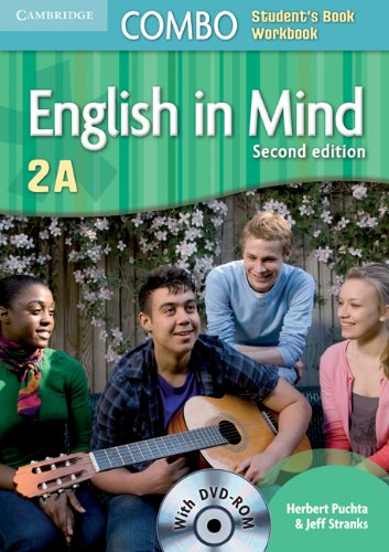 9780521183291: English in Mind 2nd 2 Combo A with DVD-ROM - 9780521183291