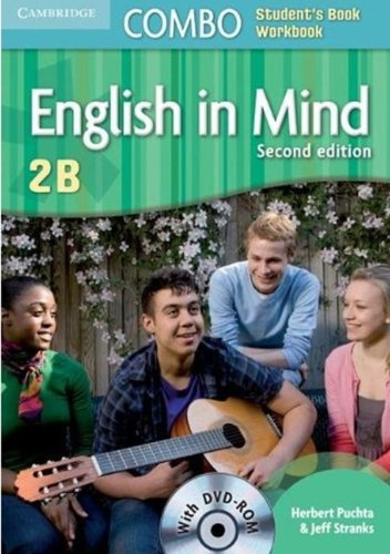 9780521183307: English in Mind Level 2B Combo 2B with DVD-ROM