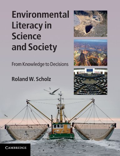 9780521183338: Environmental Literacy in Science and Society: From Knowledge to Decisions