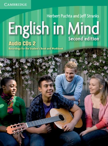 9780521183369: English in Mind Level 2 Audio CDs (3)