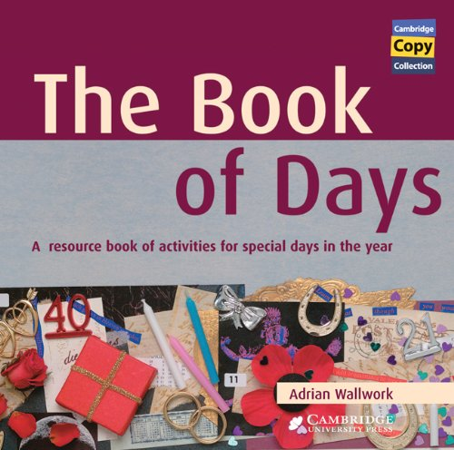 9780521183604: The Book of Days Audio CDs (2) (Cambridge Copy Collection)
