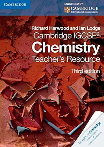 9780521183871: Cambridge IGCSE Chemistry Teacher's Resource CD-ROM (Cambridge International IGCSE)
