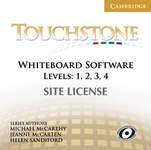 9780521184113: Touchstone All Levels Whiteboard Software and Site License Pack