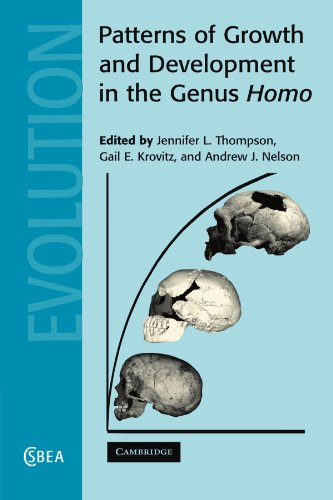 9780521184229: Patterns of Growth and Development in the Genus Homo