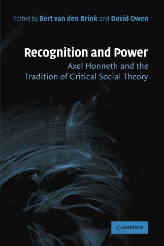 9780521184380: Recognition and Power Paperback