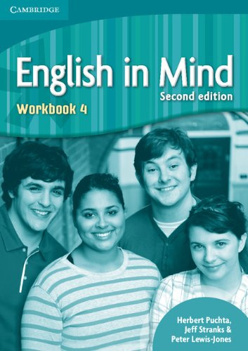 9780521184472: English in mind. Level 4. Workbook. Con espansione online. Per le Scuole superiori