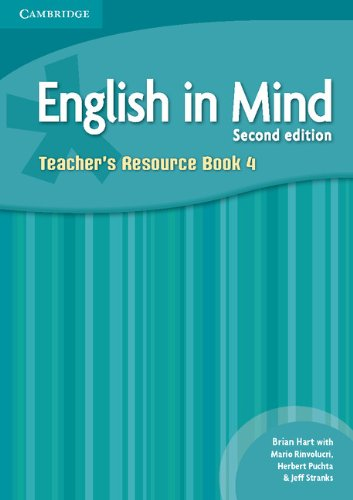 9780521184502: English in Mind Level 4 Teacher's Resource Book