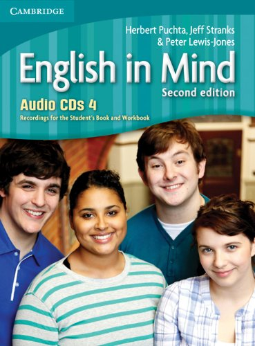 9780521184519: English in Mind Level 4 Audio CDs (4)