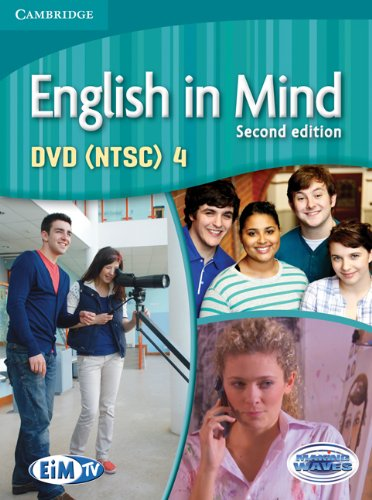 English in Mind Level 4 DVD (NTSC): Lightning Pictures