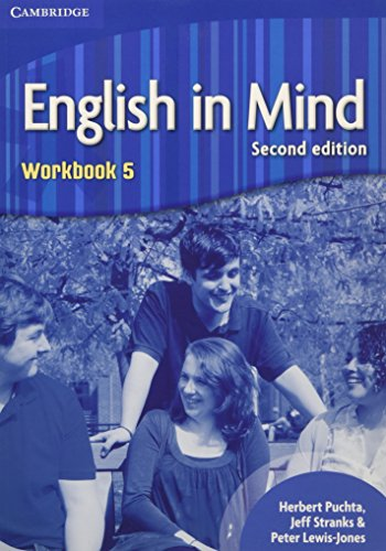 9780521184571: English in Mind Level 5 Workbook