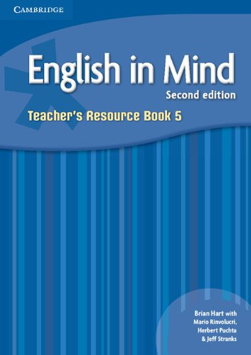 9780521184588: English in Mind 2nd  5 Teacher's Resource Book