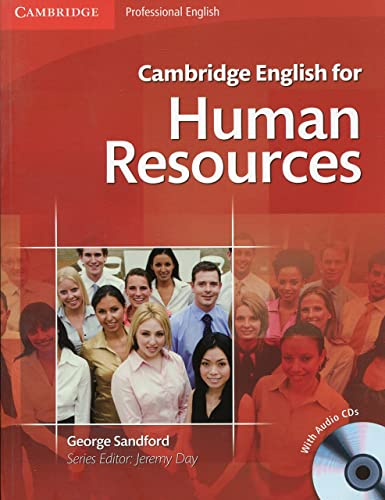 9780521184694: Cambridge English for Human Resources Student's Book with Audio CDs (2)