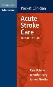 9780521184847: Acute Stroke Care (Cambridge Pocket Clinicians)