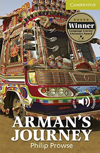 9780521184939: Arman's Journey. Starter Level Beginner. A1. Cambridge English Readers.